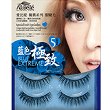 5-PAIRS EYE LASHES/PACK