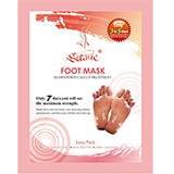 EXFOLIATING FOOT MASK (Gitane Foot Mask elimination callus)
